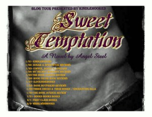 Sweet Temptations blog tour