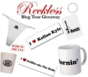 reckless blog tour giveaway photo