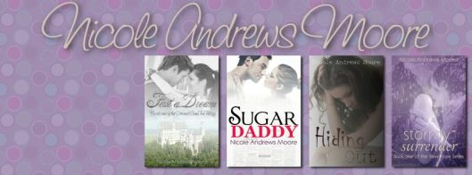 fb banner dots and four books