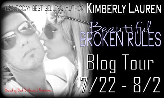 Broken Rules Tour banner