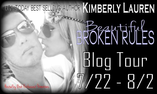 Broken Rules Tour banner