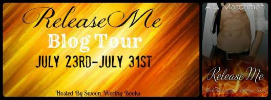 Release Me Banner