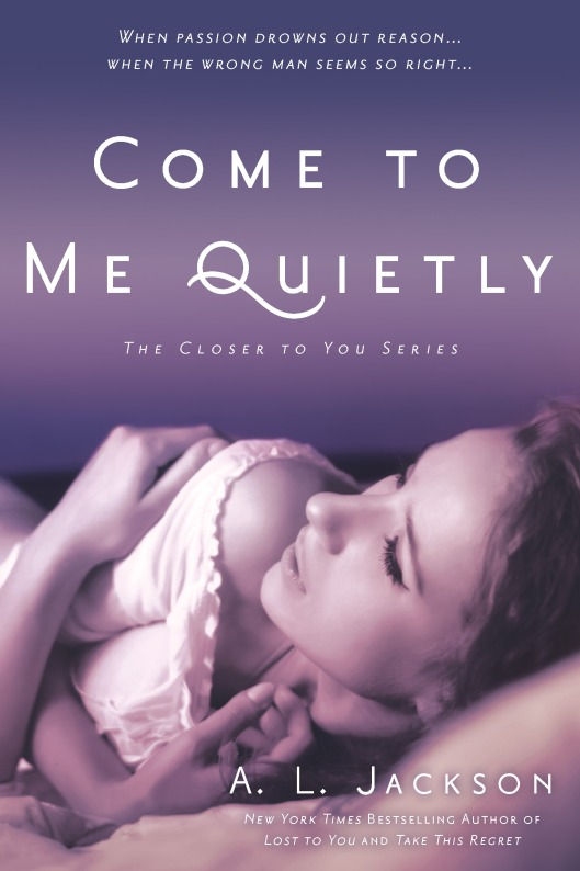 come to me quietly_front