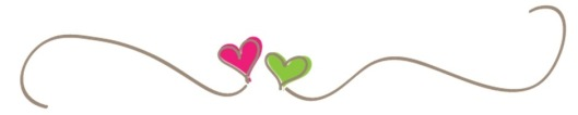 two hearts divider