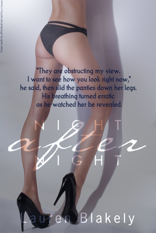 SexylegsteaserpicNightAfterNight