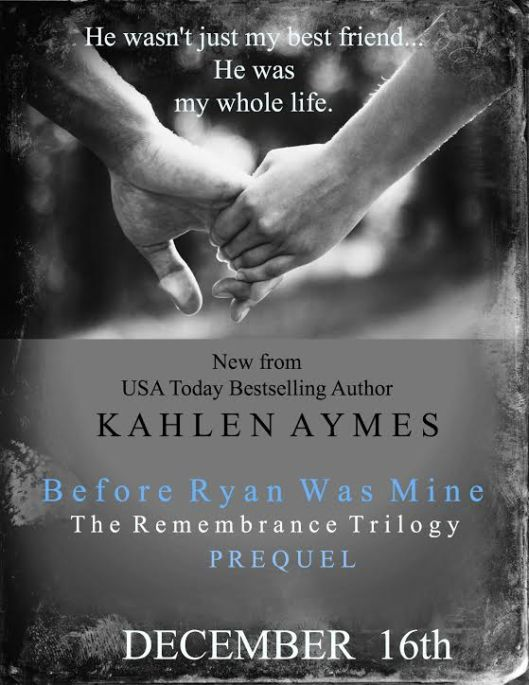 beofre ryan was mine teaser 3