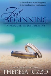 just beginning