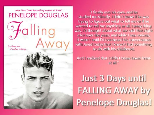 Falling Away - 3 day countdown FINAL